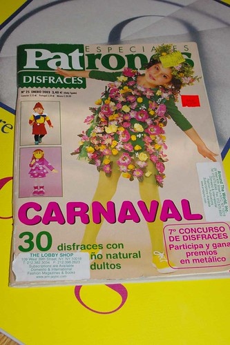patrones carnival