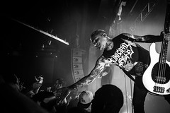 Some Friends - TAA (Jaz Meadows Imagery) Tags: taa theamityaffliction bnw blackandwhite livemusic concert photography concertphotography