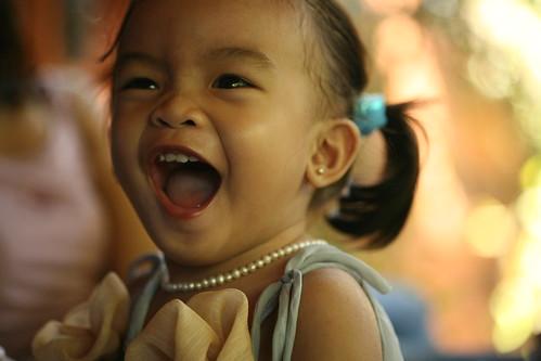big laugh in Nusa Dua