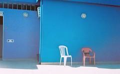 Two chairs (joaofreitas) Tags: zorki brazil jupiter portra kodal
