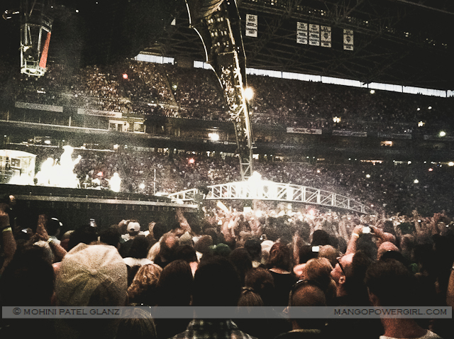 U2 & qwest field