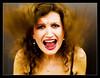 La rabbia (vagabondando) Tags: portrait italy woman selfportrait 20d canon geotagged eos donna europa europe italia angry autoritratto ritratto corinna rabbia angryness cvdm vagabondando wwwvagabondandoit corinnavirginiademarchi
