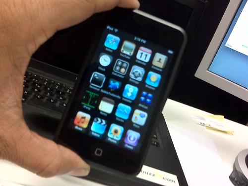 iPod Touch de Anil admblog.com (foto en Flickr)
