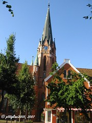 Marienkirche / church of our lady (pittigliani2005) Tags: church hamburg kirche belltower wikipedia marienkirche homepage brickbuilding gotik churchofourlady franciscan harburg lueneburg gotic 1822 winsen franziskaner niedersachsen lowersaxony 1400 buchholz 1899 glockenturm evangelisch backsteinbau 1528 luhe evangelic lueneburgerheide winsenanderluhe