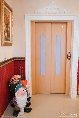 伊莎城堡民宿 - 電梯