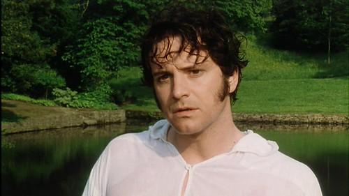 Colin Firth as Mr. Darcy