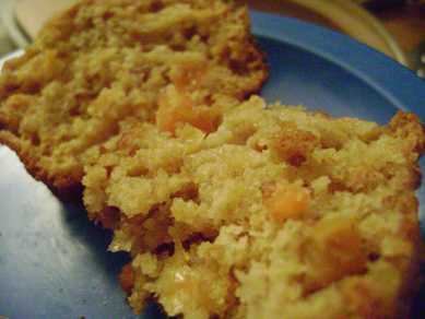 papaya persimmon bread