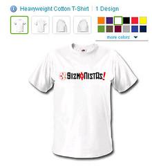 Gizmonistas-t-shirt
