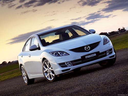 Картинки новой Mazda 6