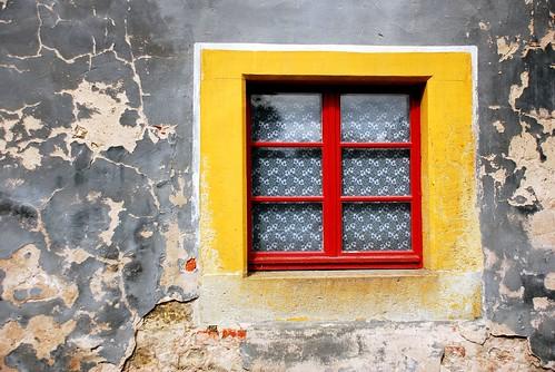 Kolorowe okna