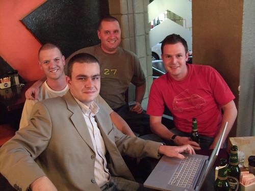 the afrigator team