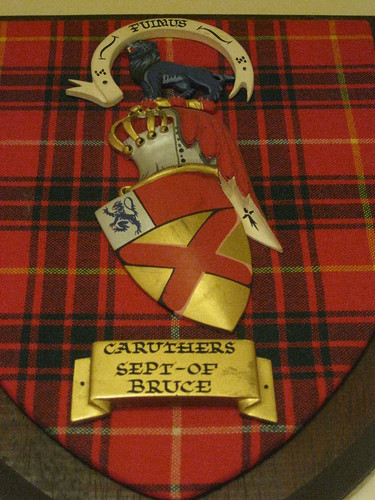 Caruthers - Sept of Bruce