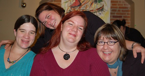 Jolene, Sarah, Amie and Jody