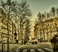 Street of Paris (franck94) Tags: street paris france streets searchthebest rue soe hdr mywinners