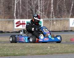 2005 SH -  Pierre (15) Team KCP (chamberland_f1) Tags: 2005 blue canada racetrack race track quebec extreme racing bleu kart karting piste sainthilaire radetrack