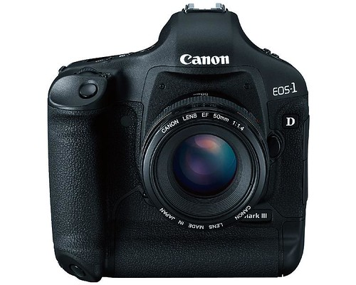 Register your EOS-1D Mark III Now