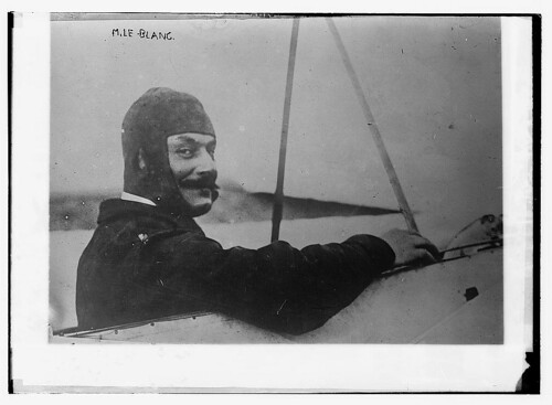 M. Le Blanc (LOC) by The Library of Congress