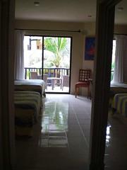our room at 'Catalonia Riviera Maya'