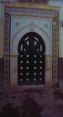 Medina door, Tripoli, Libya, September 2007