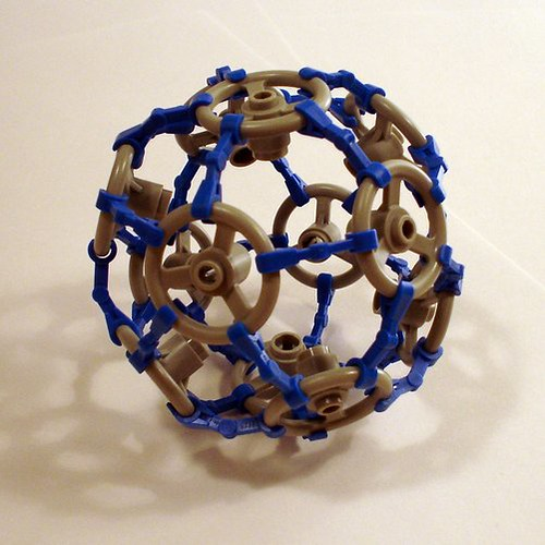 how to build a buckyball