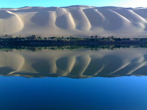 صور بحيرة قبر عون في ليبيا 2213690127_4e4732b7f