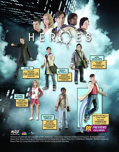 Thumb Los juguetes de Héroes ven la luz