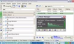 EEEPC Music Manager