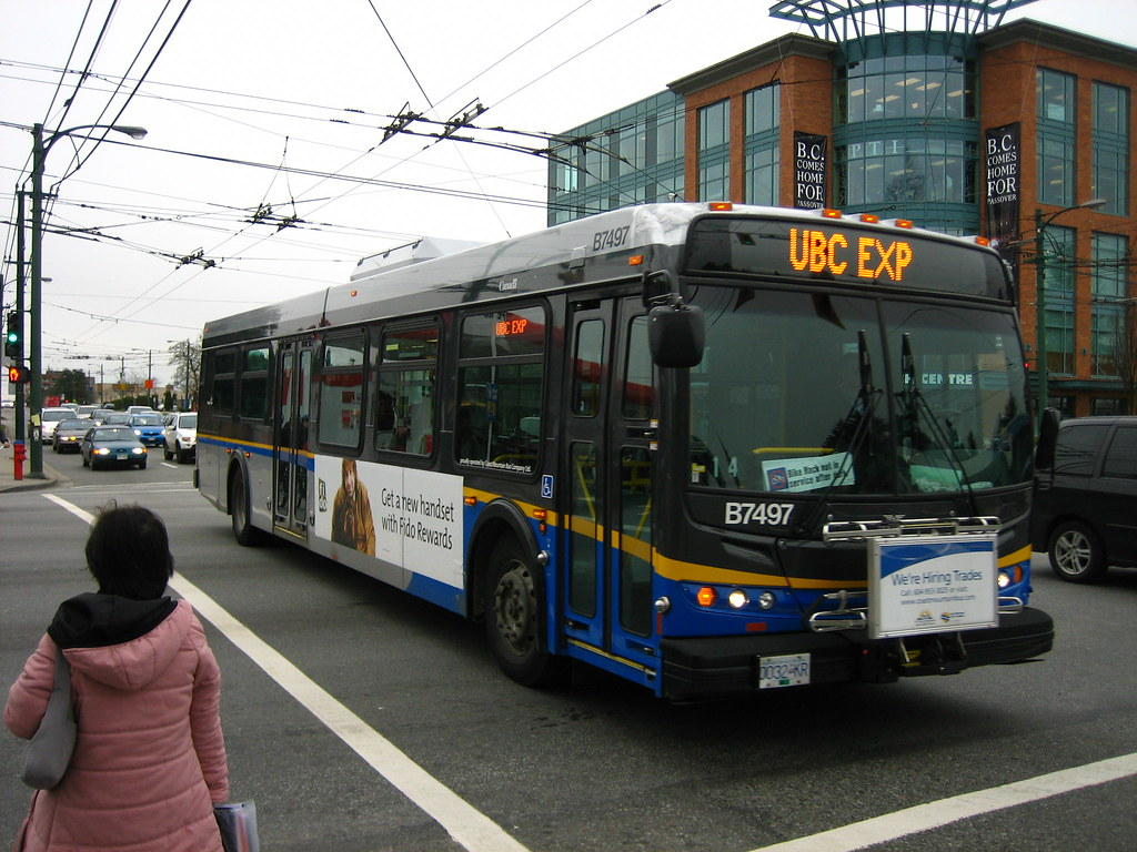 B7497: UBC EXP