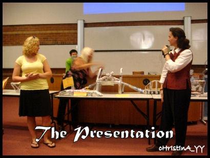 The Presentation - Carlyn