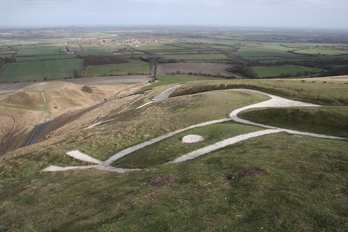 Uffington White Horse Hill 1