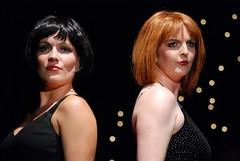 Chicago: Roxie and Velma (StGrundy) Tags: people chicago georgia nikon theatre stage broadway musical acting fosse velmakelly roxiehart therosewatertheatre cummingplayhouse lisasherouseriley laurenjann