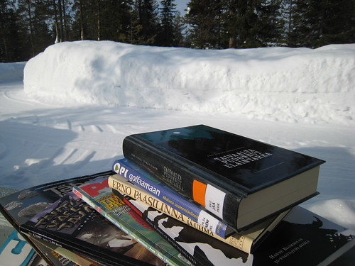 Reading and snow