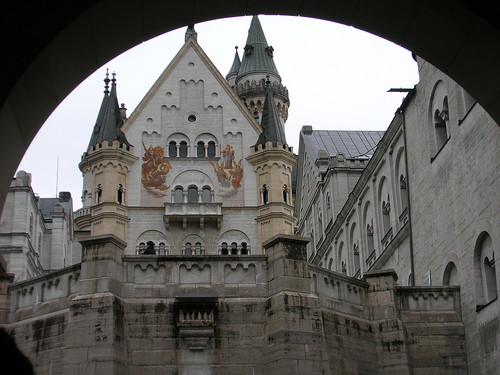 Castiilo de Neuschwanstein