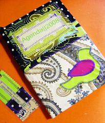 [ Agenda 0838 ] ( Atelier Encantado ) Tags: vintage calendar oldphotos fabrics tecidos fitas fotosantigas diarys gales agendas atelierencantado