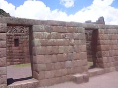 Pisac portes