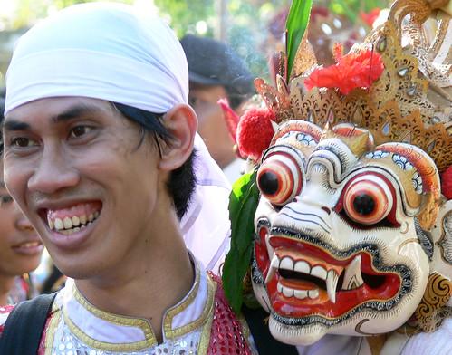 Hanoman Mask