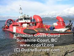 22 Feb 2007 Photo Duane Burnett 017 (Duane Burnett) Tags: canada sunshine bay coast bc harbour guard canadian gibsons davis emergency services pender duane burnett halfmoon wwwccga12org
