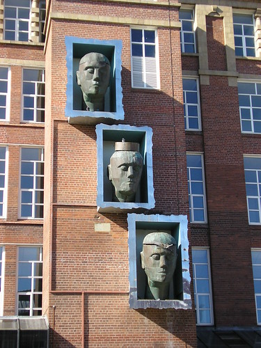 Andy Hazell's Three Heads