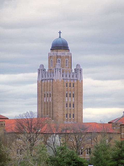 Kenrick-Glennon Seminary, in Shrewsbury, Missouri, USA