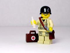 Lego Ww2 Medic