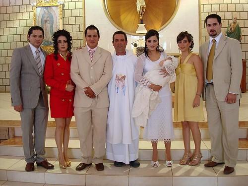 bautismo de ana sophia