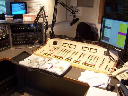 KRCL studio