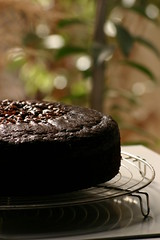 Chocolate mud cake (Majuluta) Tags: cake chocolate loveit whisky