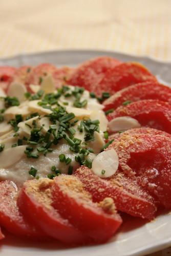 tomato japanese salad