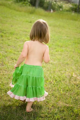 Kaia Twirly Skirt