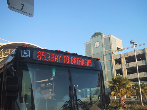 Bus From Millbrae