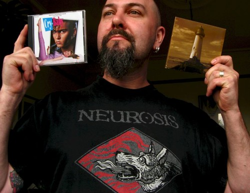 Neurosis - & new purchases !(TSotD40)