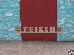 early Teisco model 30 amp logo (sano12) Tags: teisco