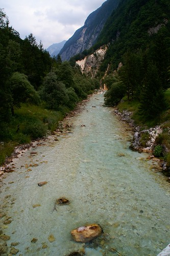 "Russian Road: The Soca River • <a style=""font-size:0.8em;"" href=""http://www.flickr.com/photos/26679841@N00/2896707538/"" target=""_blank"">View on Flickr</a>"