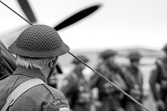 Home Guard, Shoreham 2010 (Sean Sweeney, UK) Tags: shoreham airshow home guard homeguard dadsarmy nikon d60 dslr